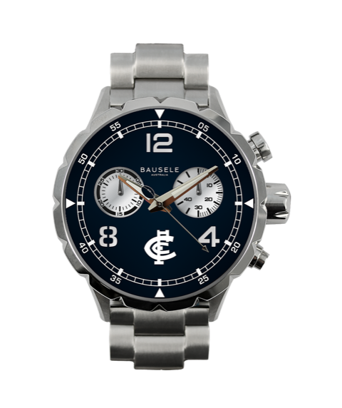 THE CARLTON TIMEPIECE