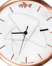 SYDNEY OPERA HOUSE watch by Bausele - Rose Gold - BAUSELE