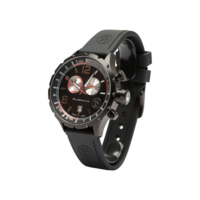 CHRONOS SERIES | ALL BLACK MATTE | LIMITED EDITION - BAUSELE