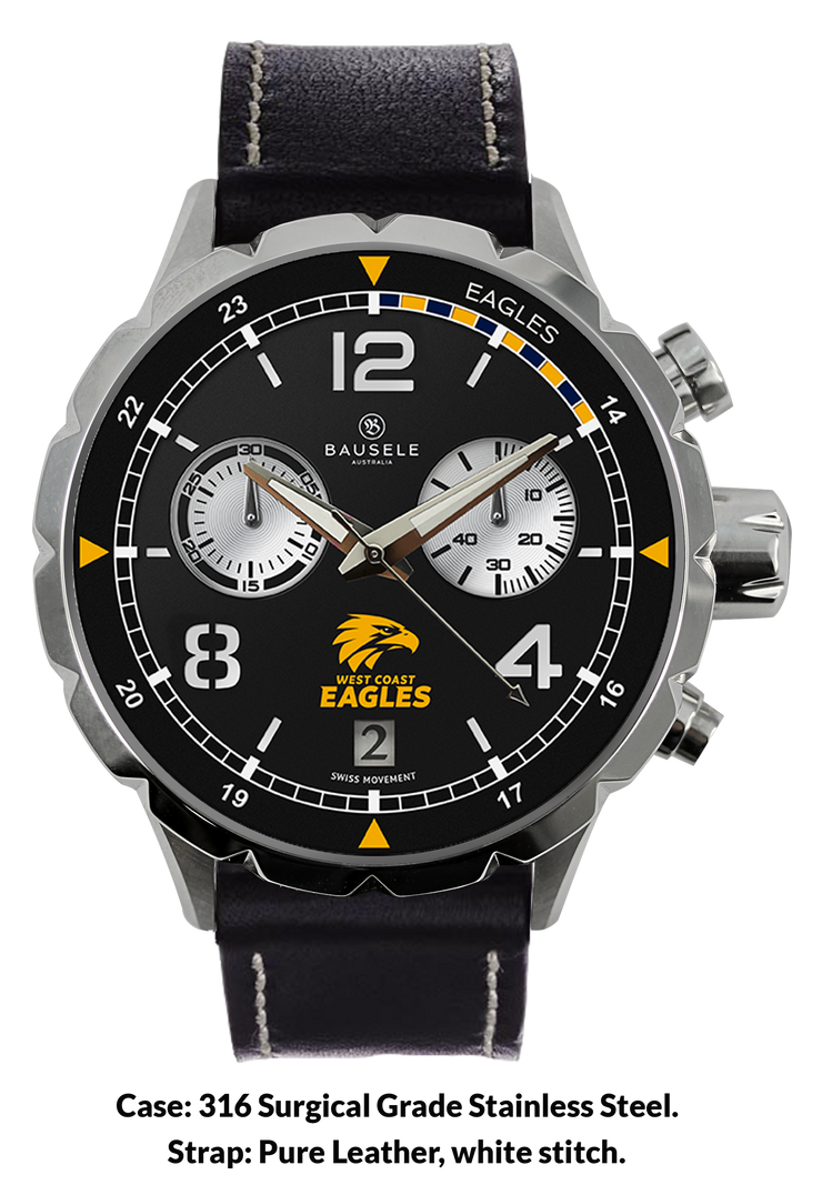 WEST COAST EAGLES TIMEPIECE