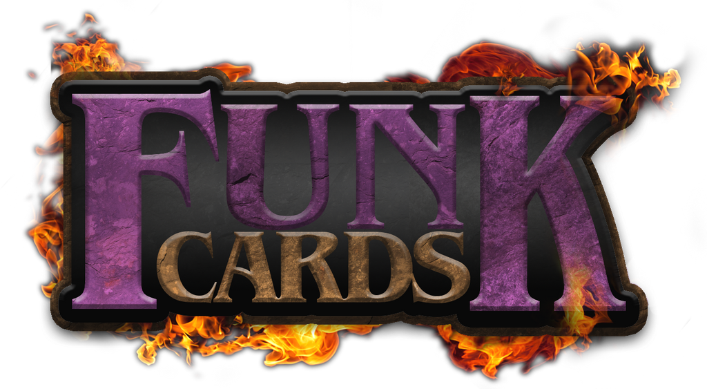 New FUNK CARDS YouTube Channel