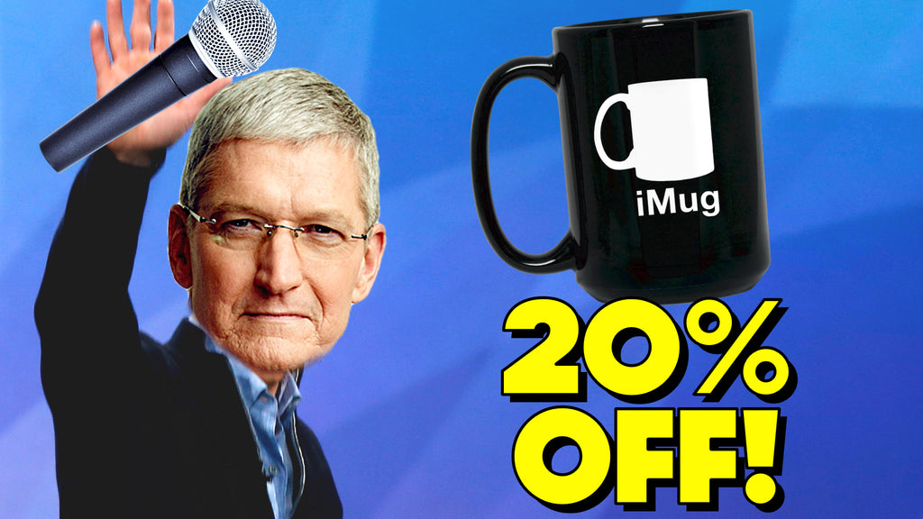 Tim Cook Drops Diss Track & SALE