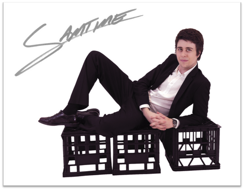 SAMTIME Sexy Signed Support Card