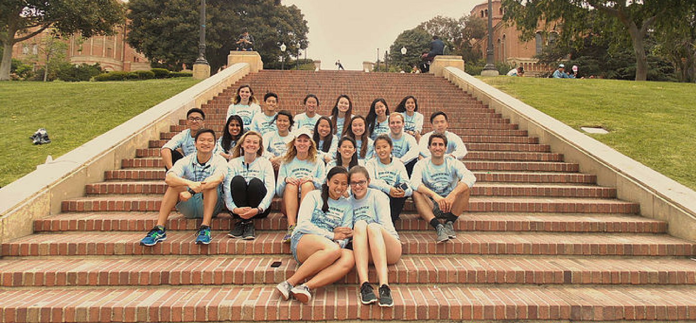EZC Pak sponsors Bruin Run/Walk to benefit the UCLA Mattel Children's Hospital
