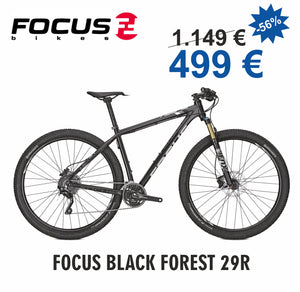 FOCUS BLACK FOREST 29R 4.0