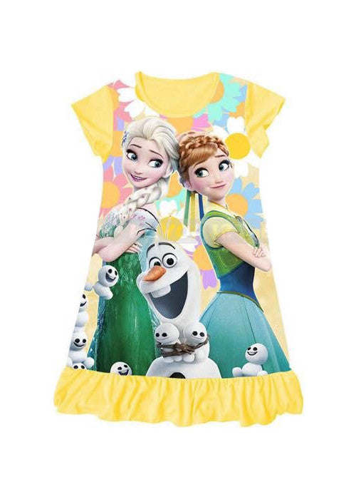 Dress Frozen (212G)
