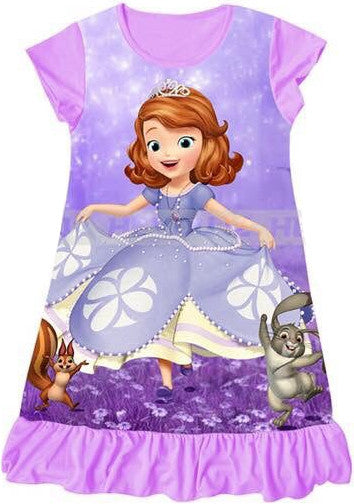 Dress Sofia The First (212i)