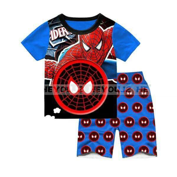 T-Shirt Spiderman (238-F)