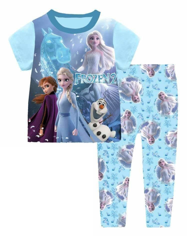 Pijamas Frozen (A-1085)