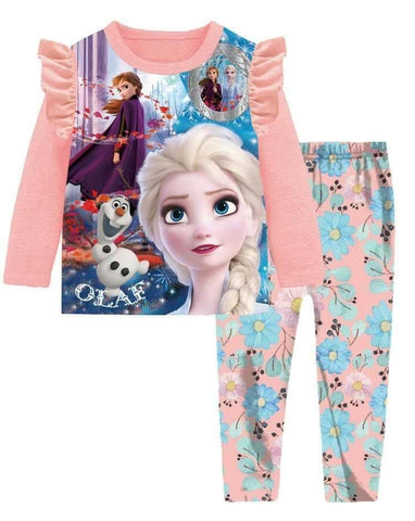 Pijamas Frozen (A-1089)