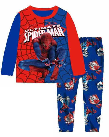 Pijamas Spiderman (A-1099)