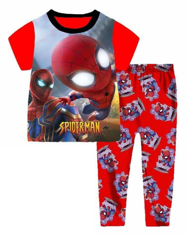 Pijamas Spiderman (A-1104)