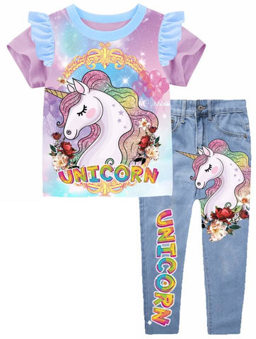 Pijamas Unicorn (A-1289)