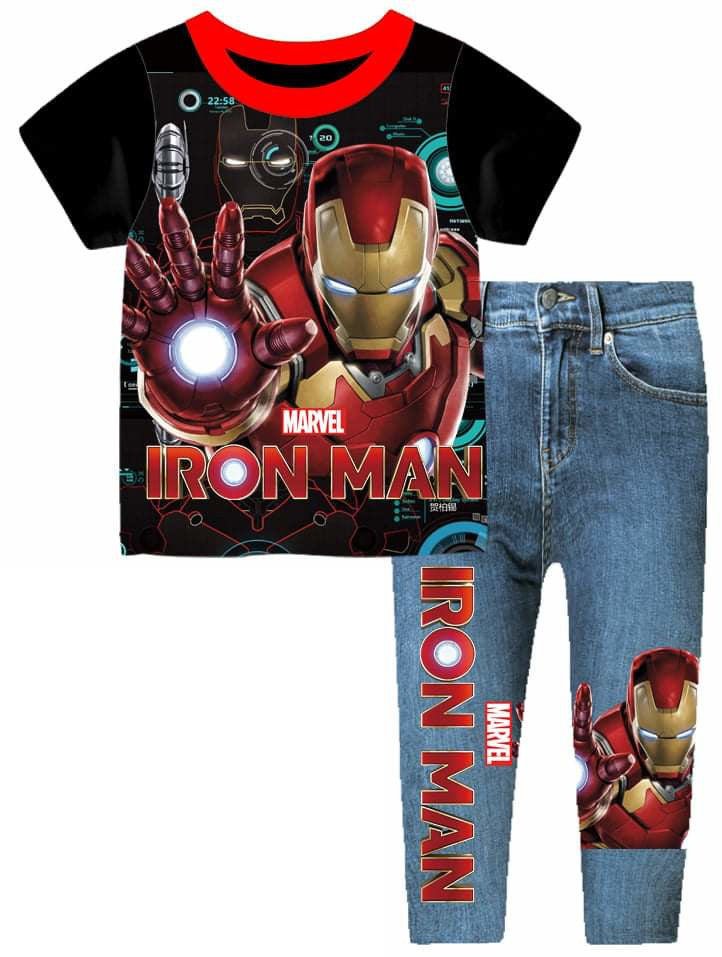 Pijamas Iron Man (A-1294)