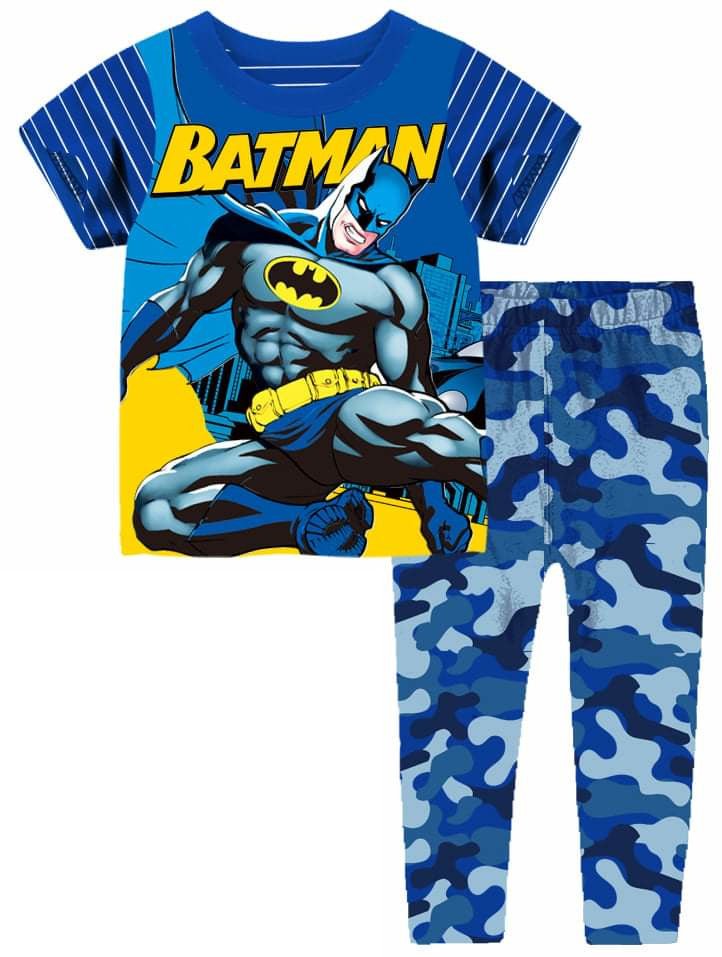 Pijamas Batman (A-1304)
