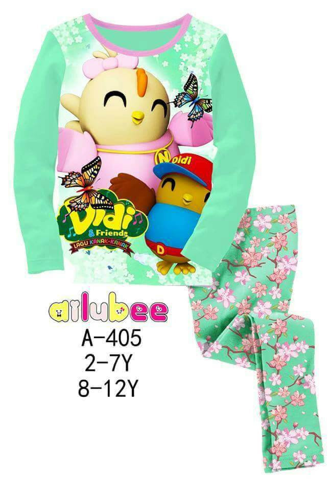Pijamas Didi & Friends (A-405)