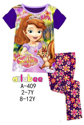 Pijamas Sofia The First (A-409)