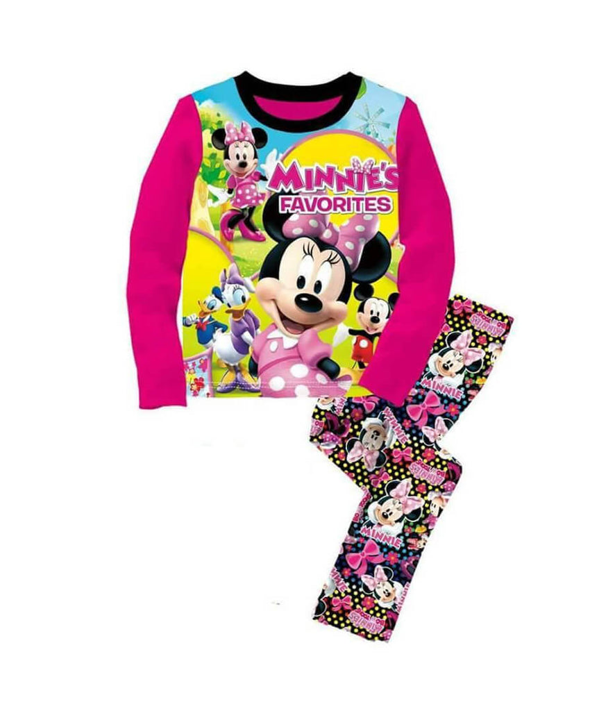 Pijamas Minnie Mouse (A-569)