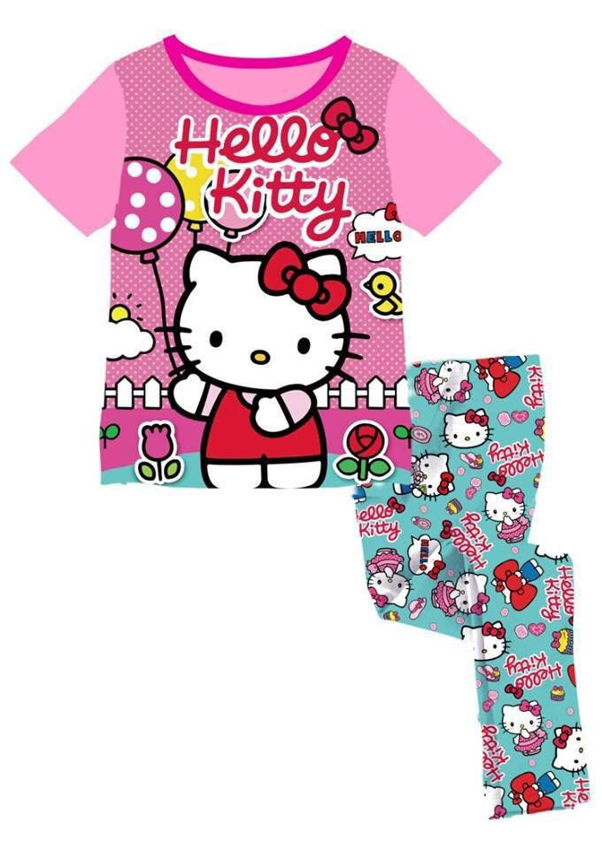 Pijamas Hello Kitty (A-588)