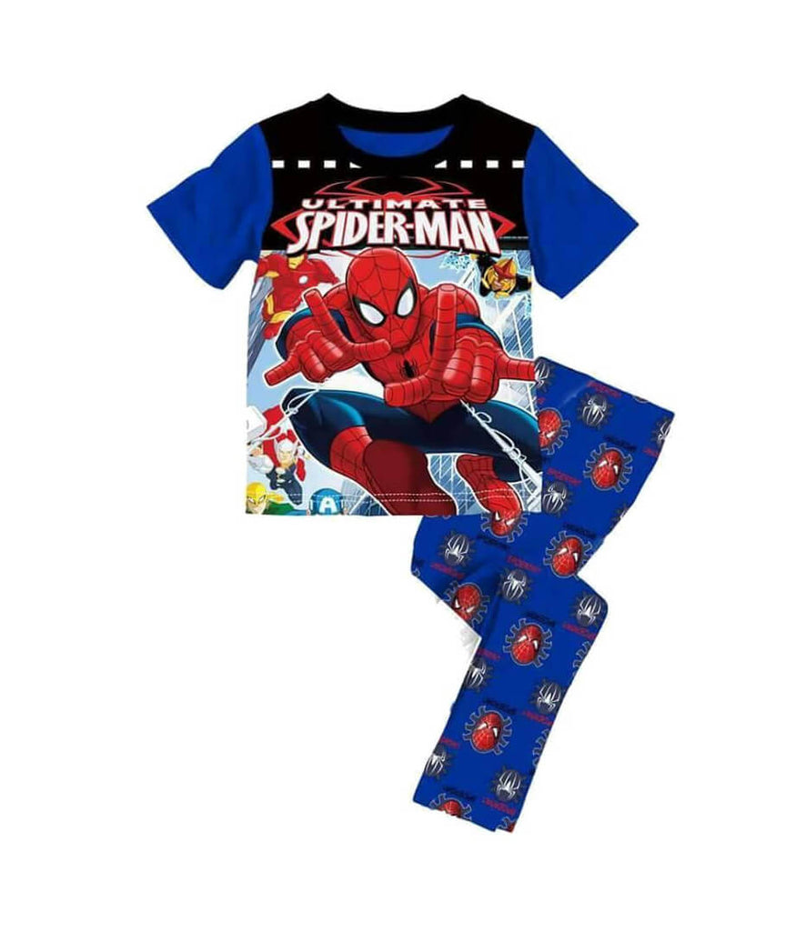 Pijamas Spiderman (A-612)