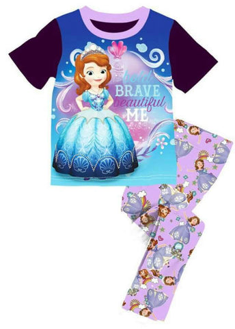 Pijamas Sofia The First (A-622)