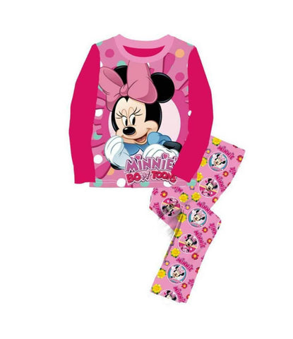 Pijamas Minnie Mouse (A-624)