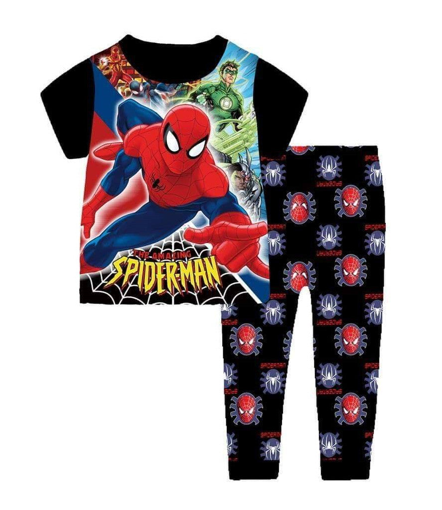 Pijamas Spiderman (A-758)