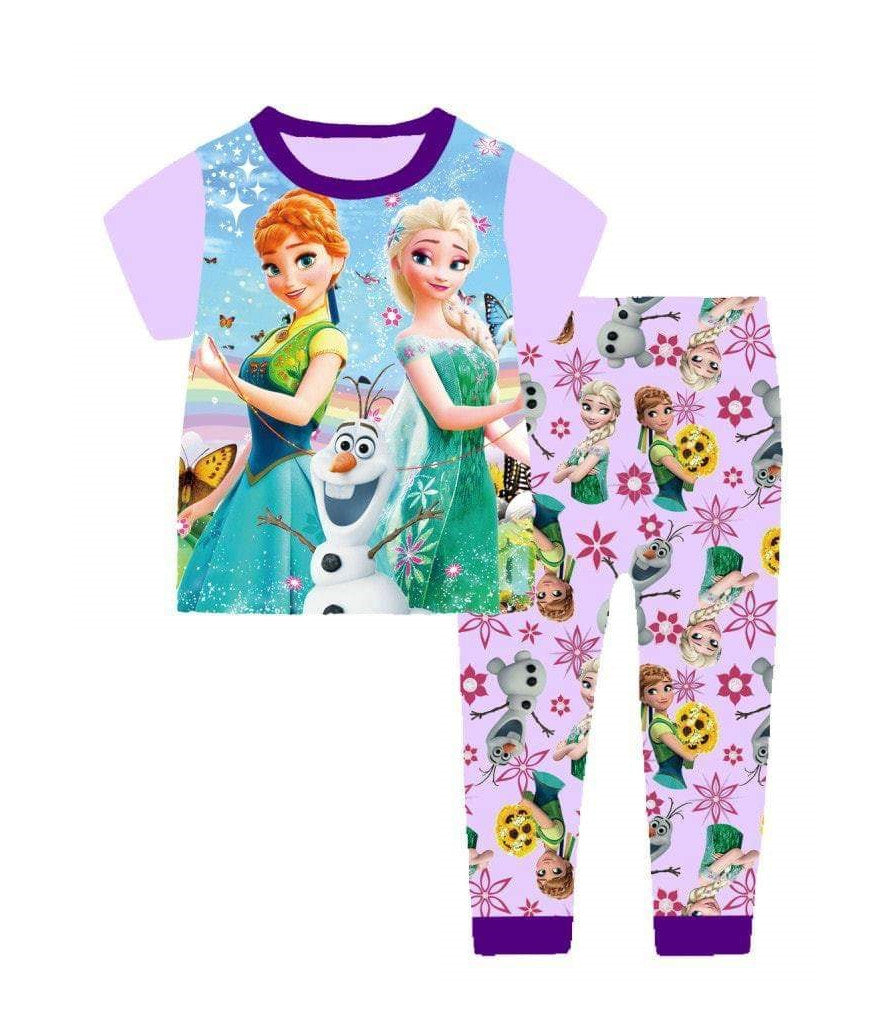Pijamas Frozen (A-921)