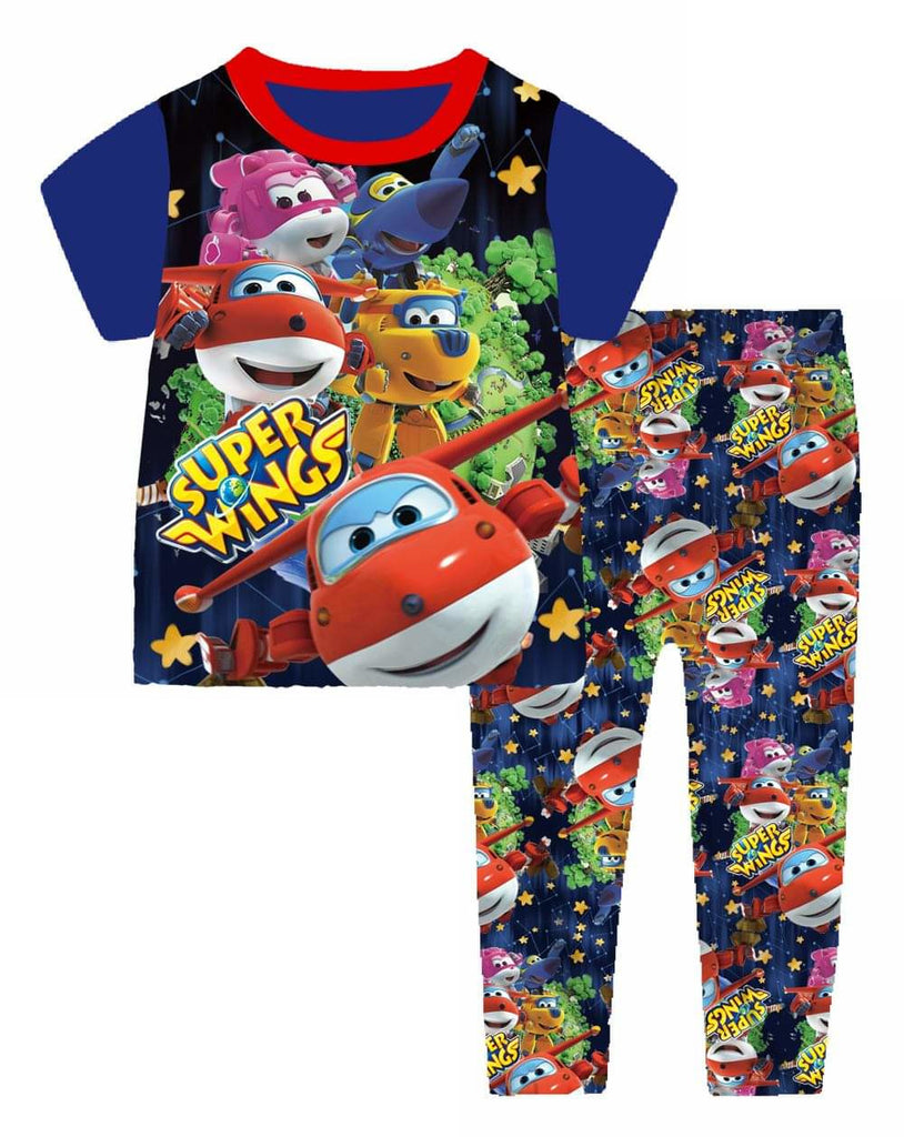 Pijamas Superwings (A-1183)