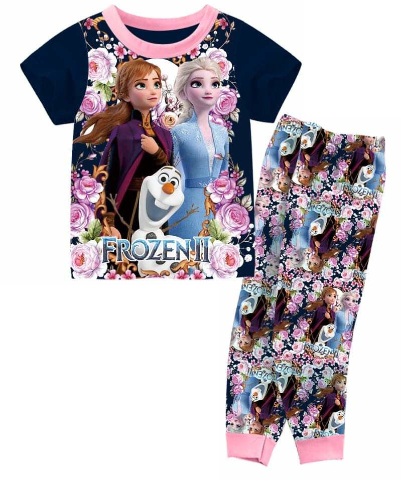 Pijamas Frozen (A-1199)