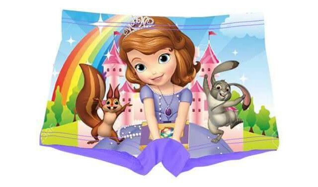 Kids Small Panties Sofia The First (AN-005)