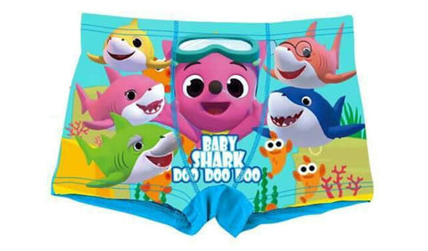 Kids Small Panties Baby Shark (AN-011)