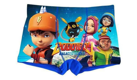 Kids Small Panties Boboiboy Galactic Heroes (AN-016)