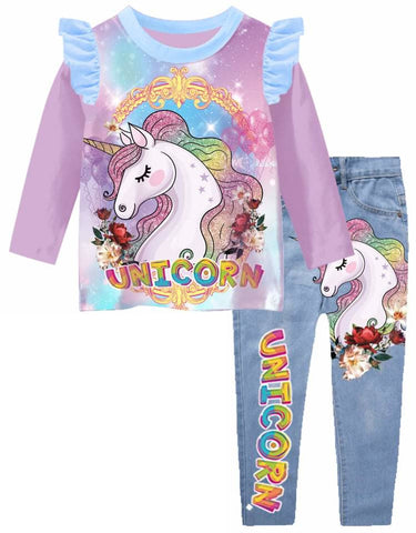 Pijamas Unicorn (B-1289)