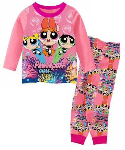 Pijamas Powerpuff Girls (B-1189)