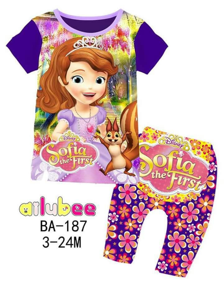 Pijamas Sofia The First (BA-187)