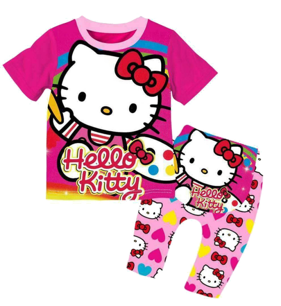 Pijamas Hello Kitty (BA-279)