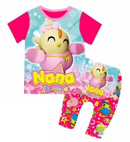 Pijamas Didi & Friends (BA-292)