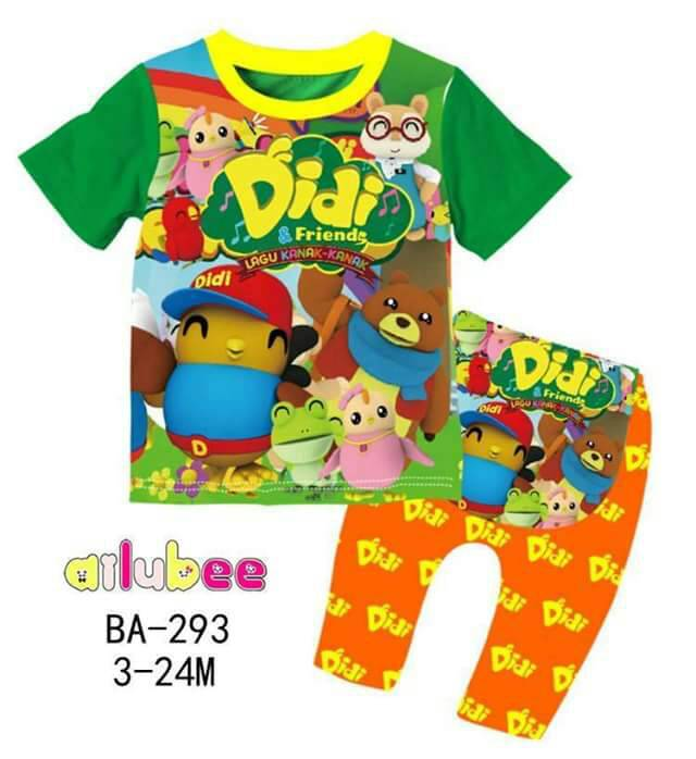 Pijamas Didi & Friends (BA-293)
