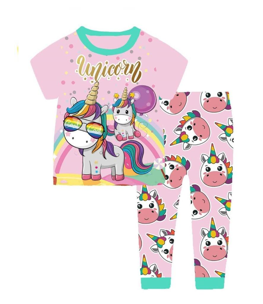 Pijamas Baby Unicorn (BA-646)