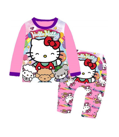 Pijamas Baby Hello Kitty (BA-682)