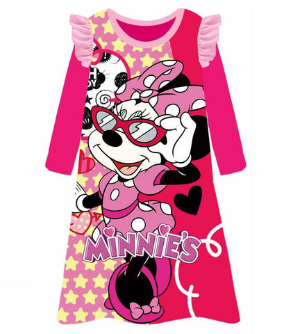 Dress Minnie Mouse (D015)