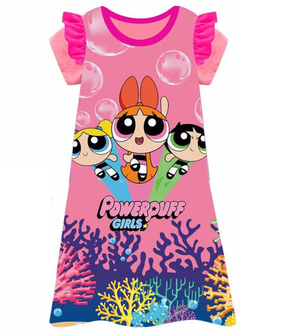 Dress Powerpuff Girls (D017)