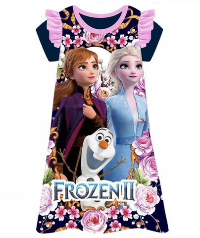 Dress Frozen (D027)