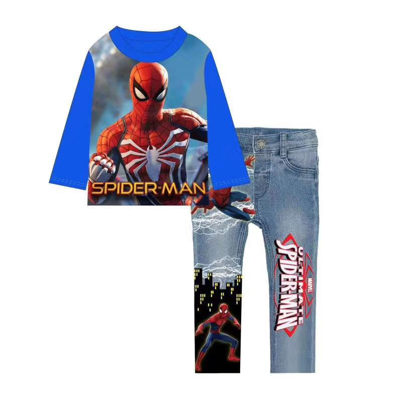 Pijamas Spiderman (F-1043)