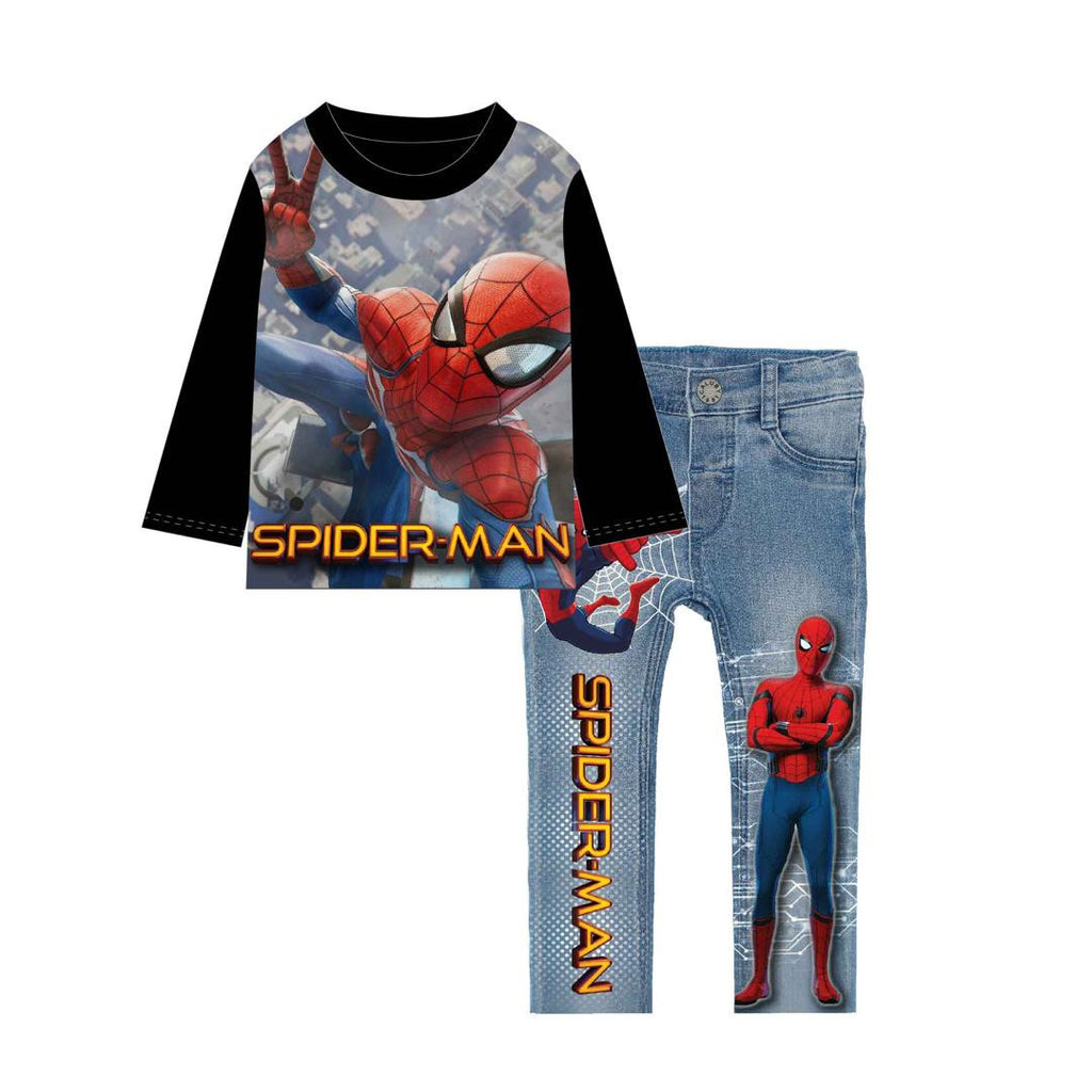 Pijamas Spiderman (F-953)