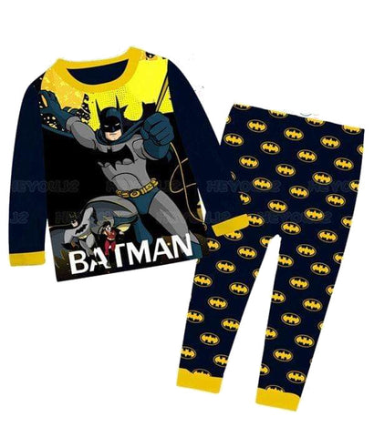 Pijamas Batman (J2-317)