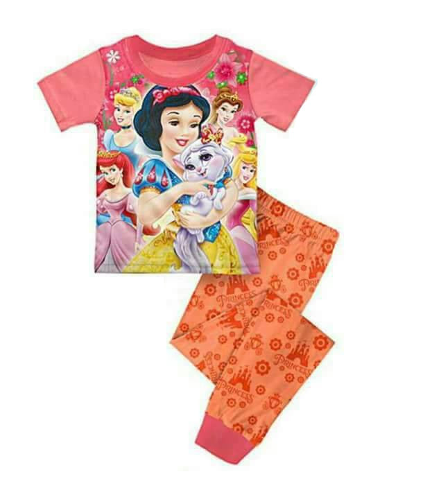 Pijamas Princess (M-1216)