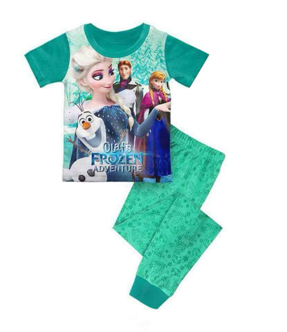 Pijamas Frozen (M-1228)