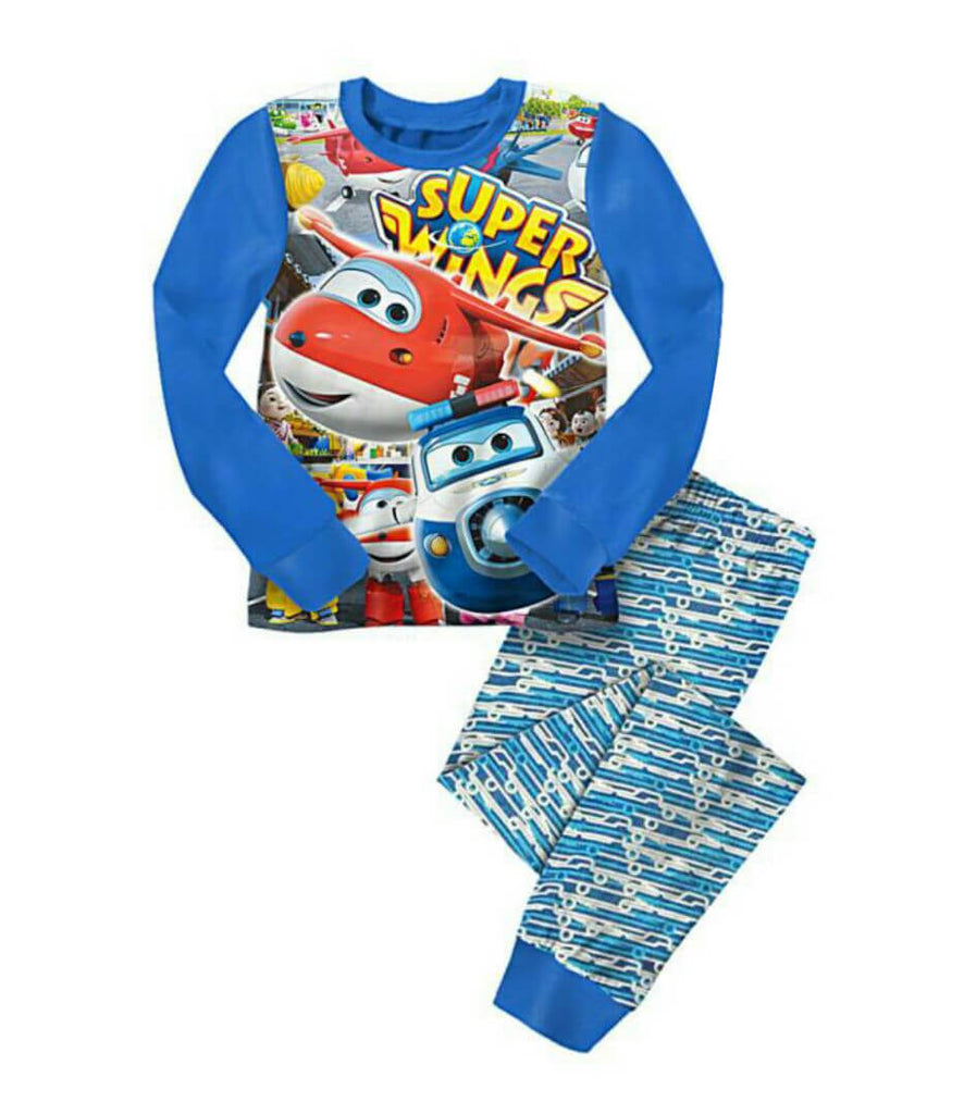 Pijamas Superwings (M-1261)